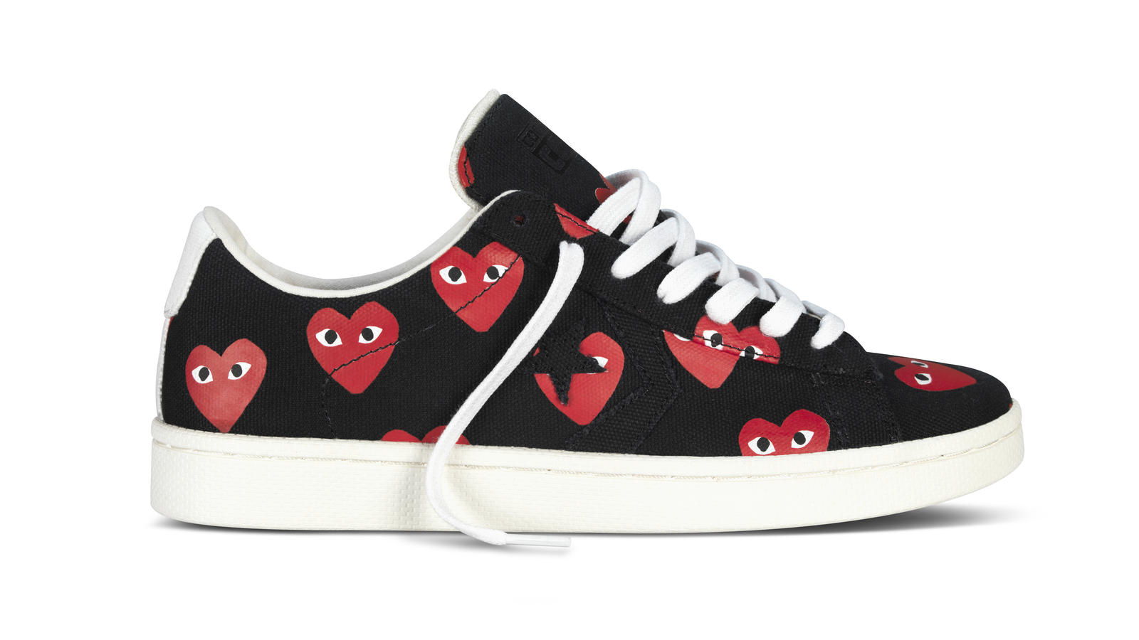 Converse X Cdg Black Ox Right Original