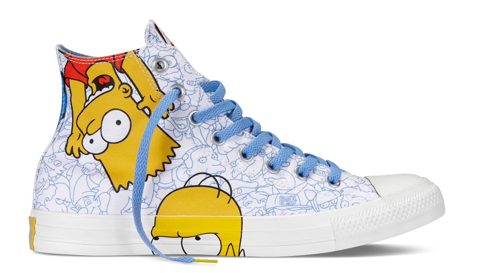 Converse Launches Footwear Collection