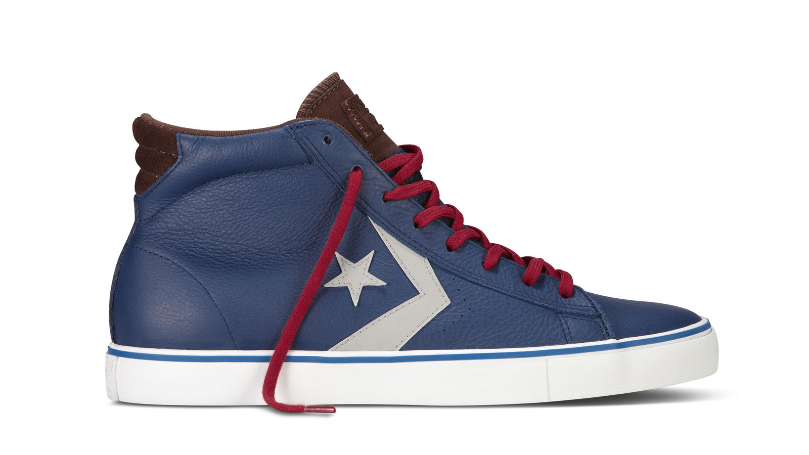 Converse Cons Pro Leather Vulc Poseidon Original