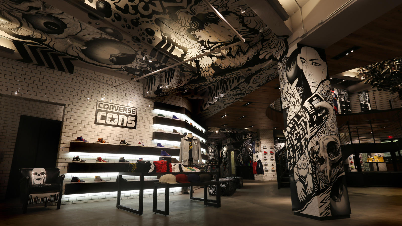 054c451d79 Converse to Unveil Largest Inline Retail Store In San Francisco ...