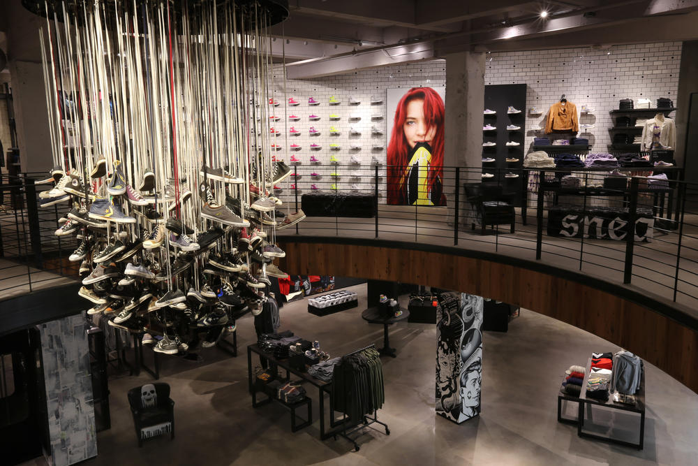 Converse to Unveil Largest Inline Retail Store In San Francisco