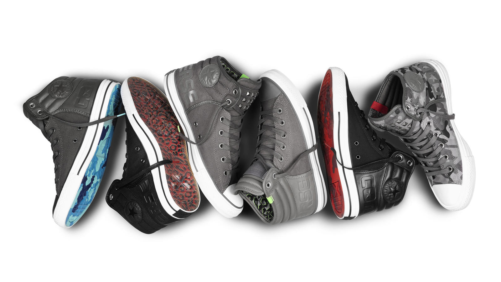 dc3e9e74c73 Converse Unveils Bold Footwear Collection with Rapper Wiz Khalifa ...