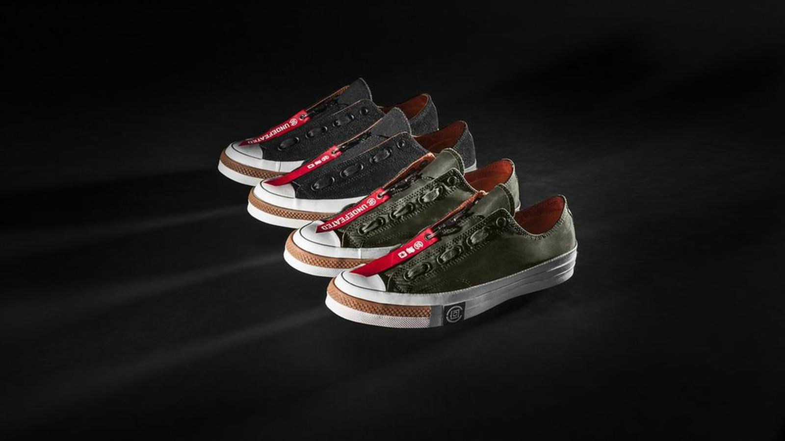 8c9c5a71b022 Converse Teams Up with Undefeated and Clot on Collection - Nike News