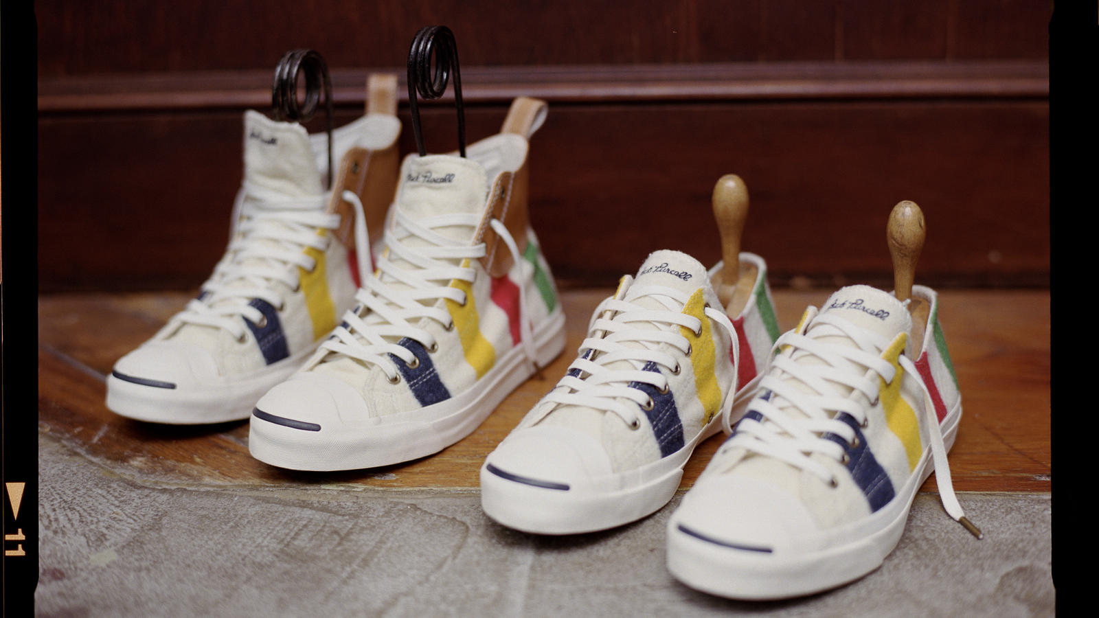 Converse X Hudsons Bay Company Collection Original
