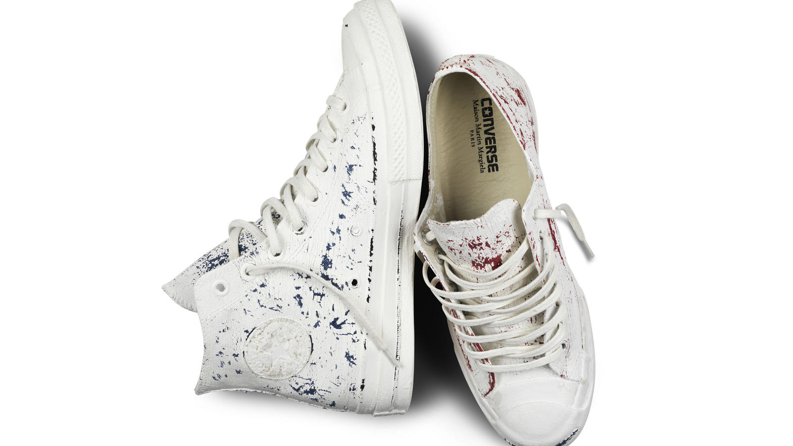 Converse And Maison Martin Margiela Join Forces For First