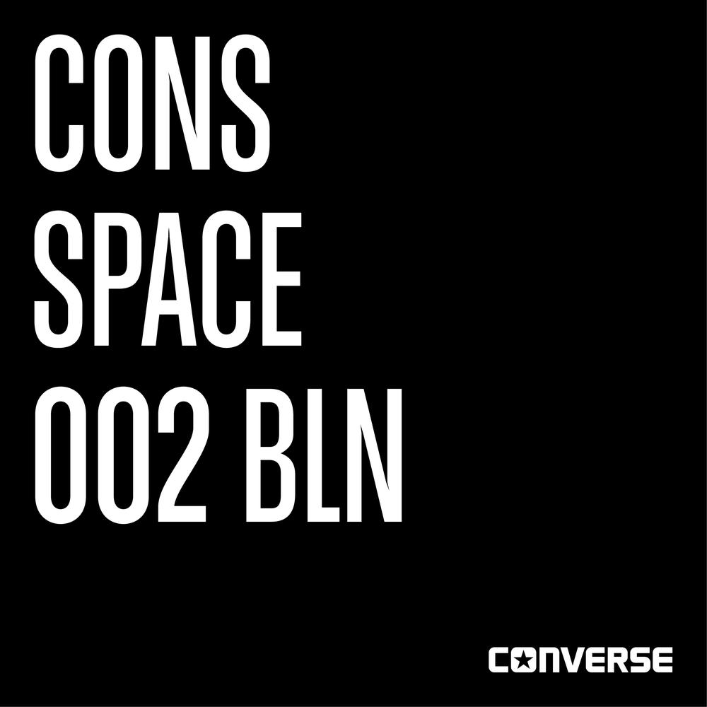 Converse Announces CONS SPACE 002 BLN