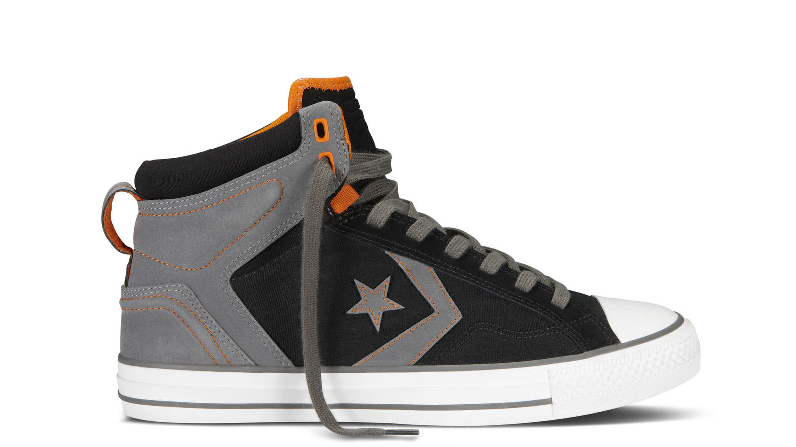 Cons Star Player Plus Charcoal Gray Original