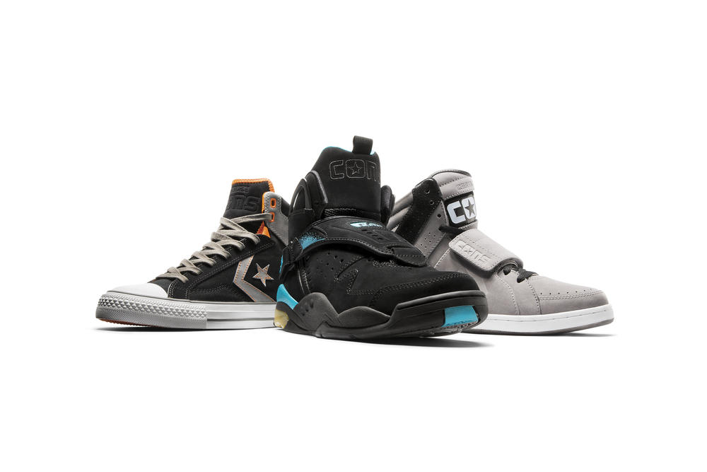 87c0984d477d8d Converse CONS Sneaker Collection Launches at Foot Locker