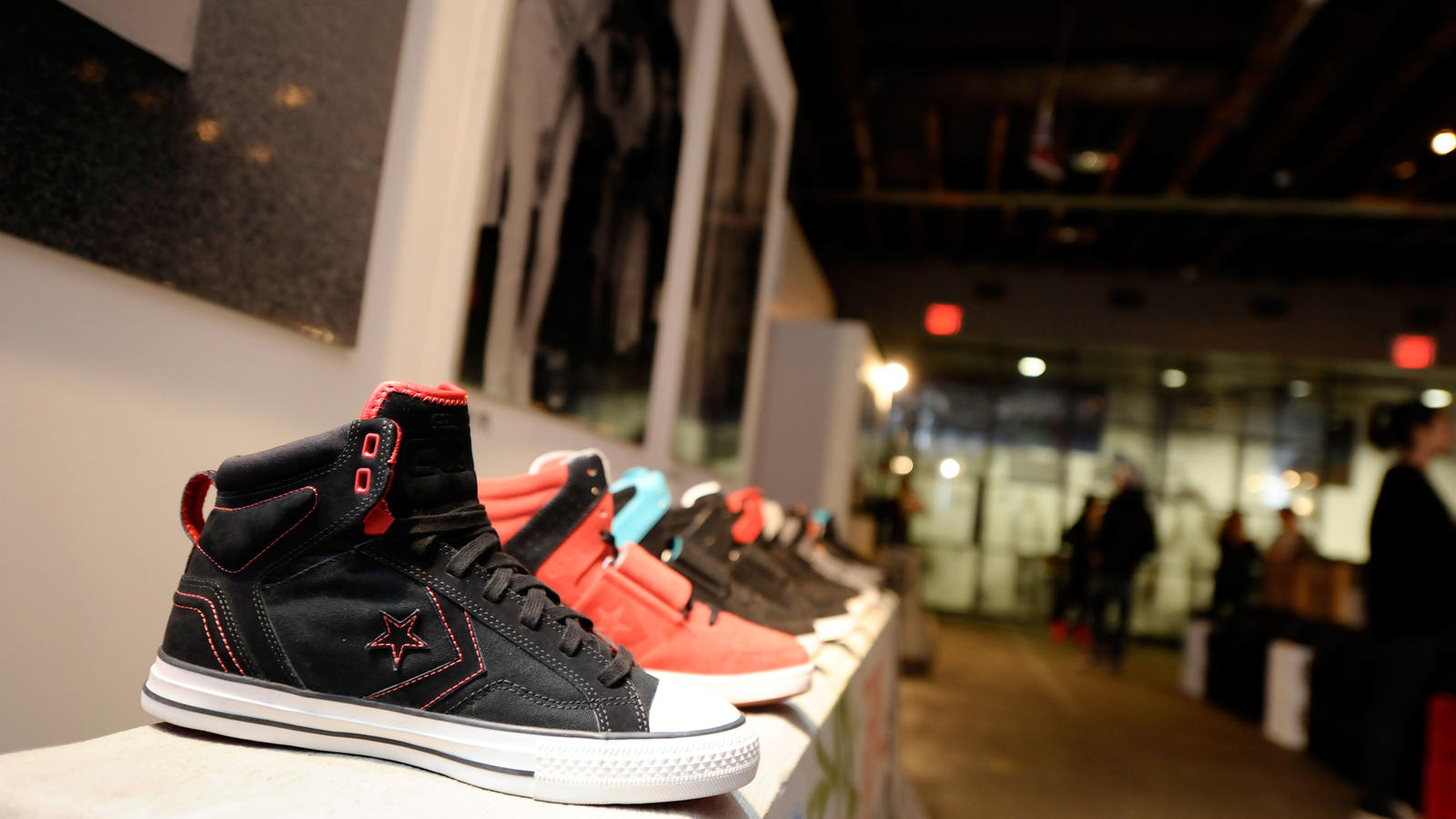 """a9da67643771a9 Converse """"Introduces CONS"""" and Celebrates The Holiday 2013 Sneaker ..."""