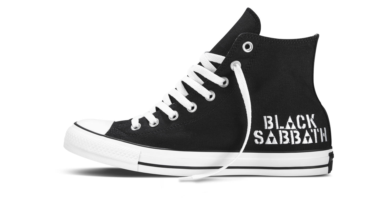 ea7e71c3f78135 Converse Unveils New Footwear Collection With Legendary Band Black ...