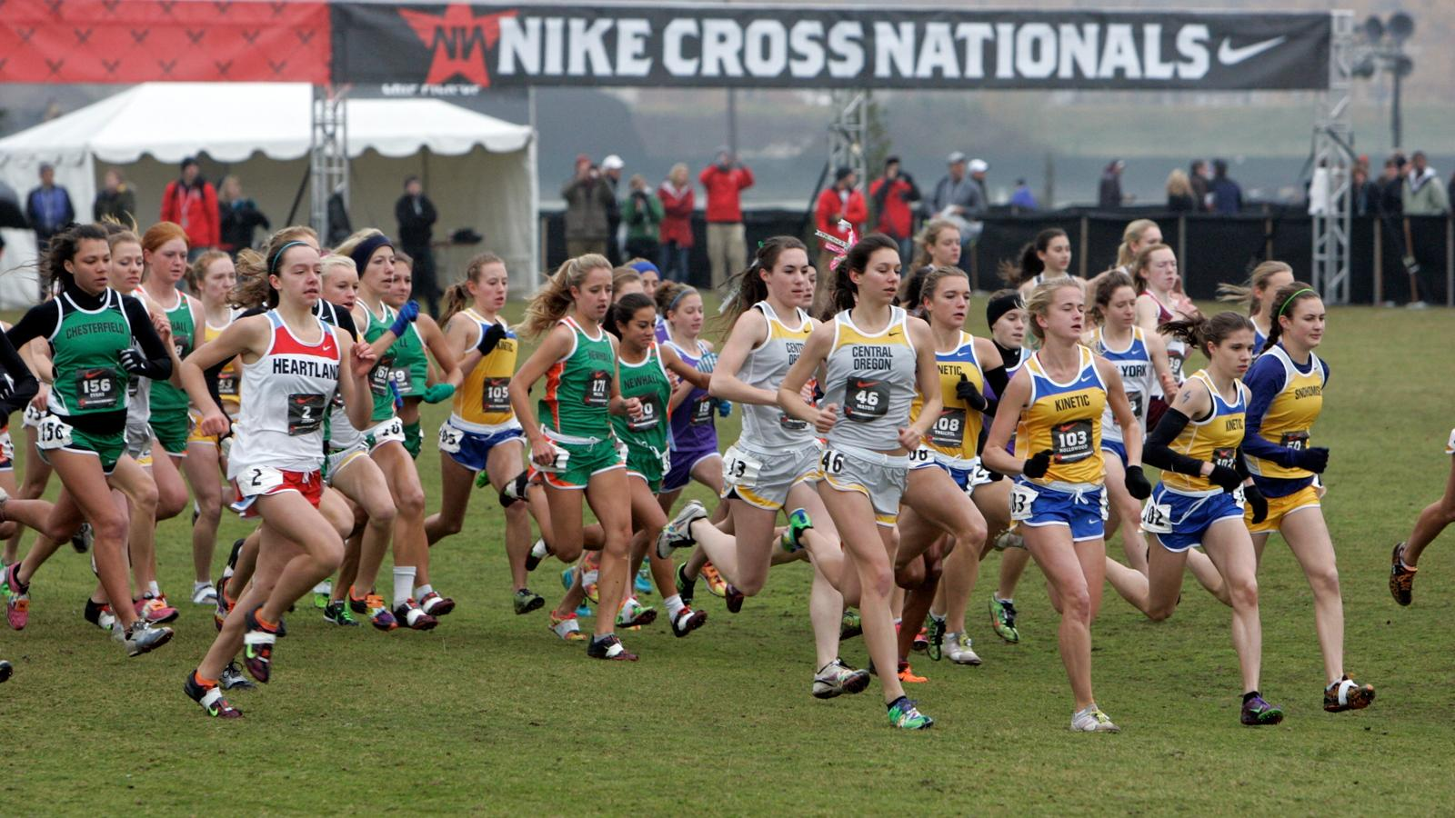 best authentic adcf7 2b7f8 Manlius Earns Sixth Consecutive Girls' Club Title at Nike ...