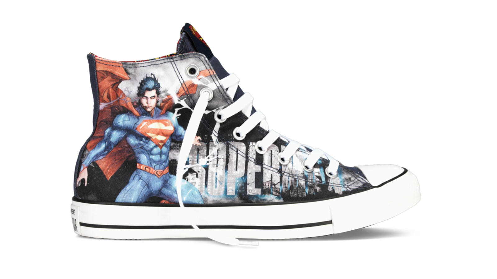 ae2bce363b6e Converse Launches New Chuck Taylor All Star DC Comics Collection ...