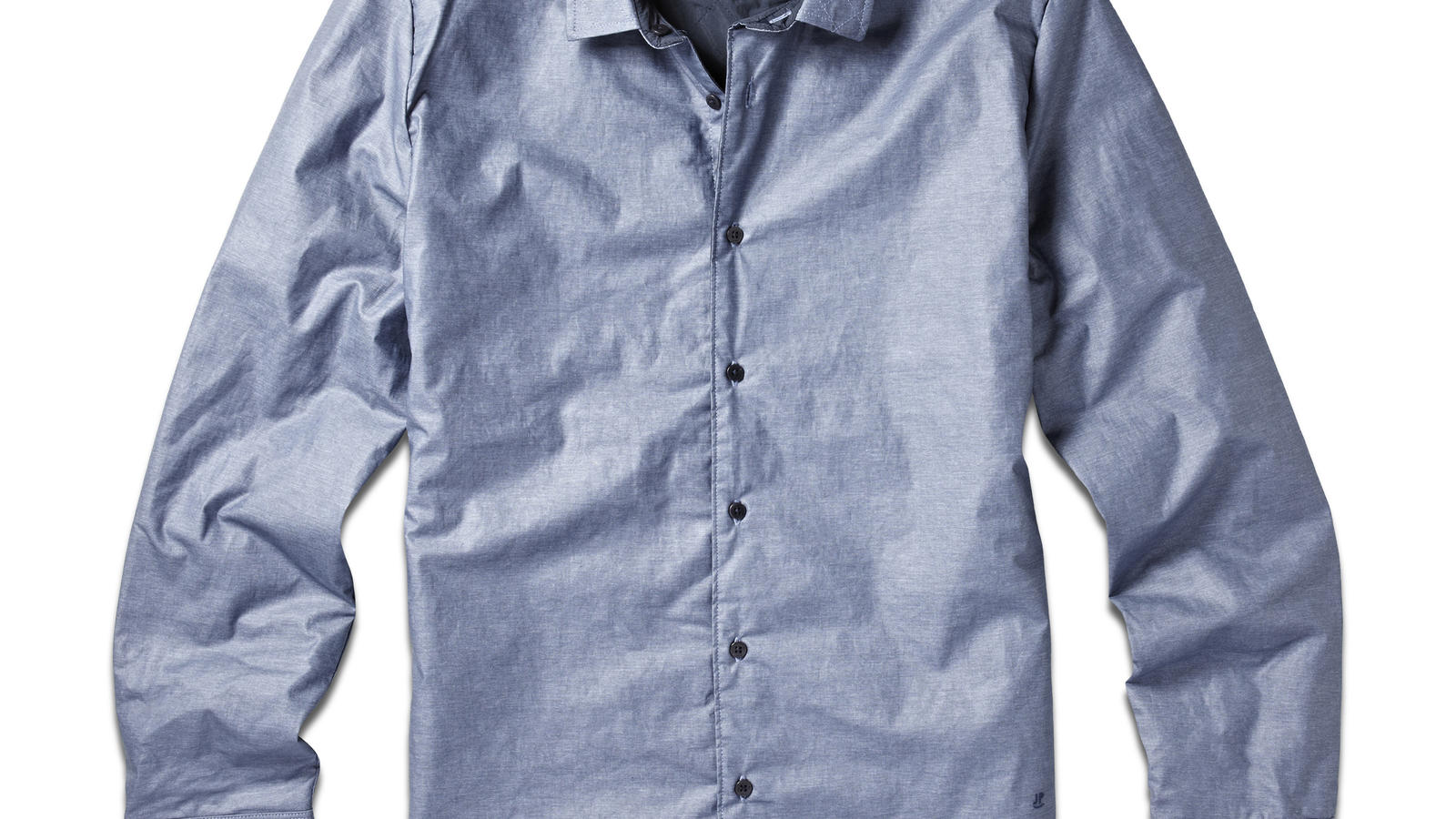 Coated Chambray Button Original