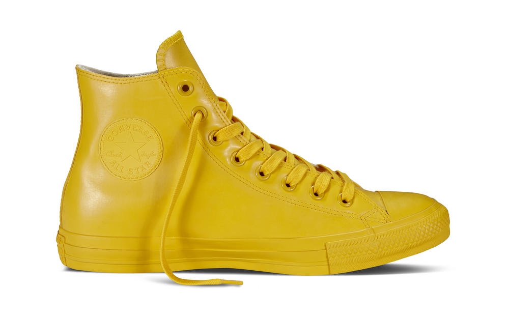 Converse Announces New Chuck Taylor All Star Rubber Collection