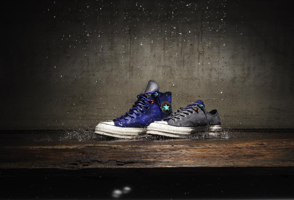 Converse Weathers the Elements with the Debut of the All Star Chuck '70 Polartec