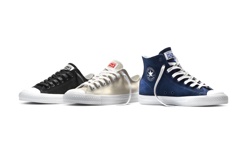 Converse CONS and Polar Skate Co. Debut First Collection