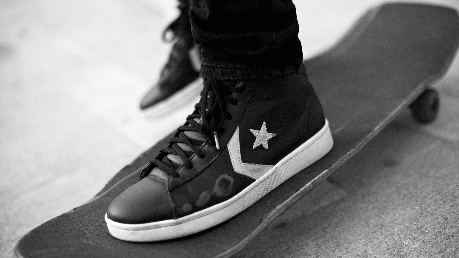 dbf0122af192 Converse CONS Debuts Limited Edition Footwear Collection With Trash ...