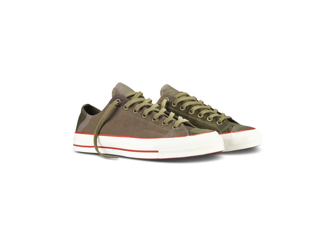 CONVERSE ANNOUNCES FOURTH ALL STAR COLLABORATION WITH NIGEL CABOURN
