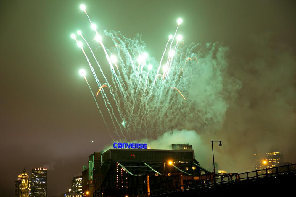 7cc054e367a7 Converse Lights Up New Global Headquarters on Boston s Lovejoy Wharf