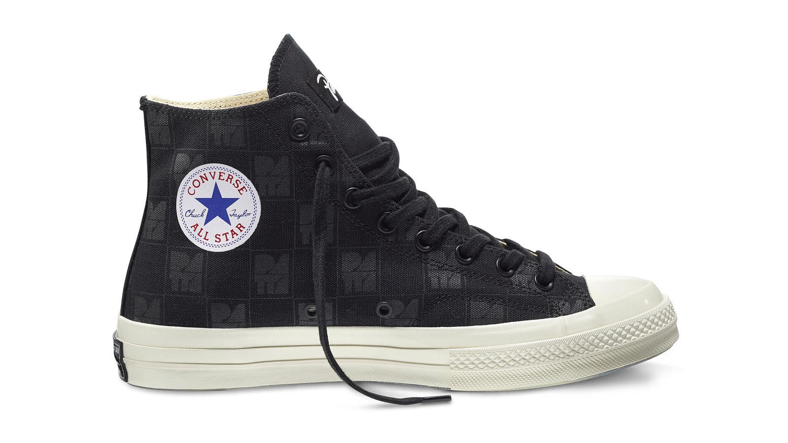 Converse All Star Ct70 Patta10 Black Black Original