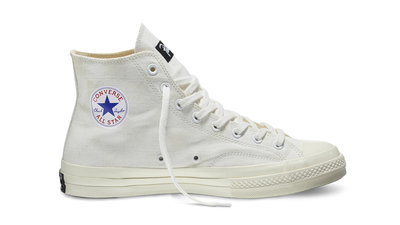 Converse All Star Ct70 Patta10 White White Original
