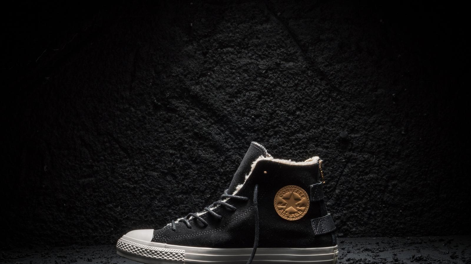 14cdd78fa96e ... canada converse chuck taylor all star black and gold original 1b180  4195d