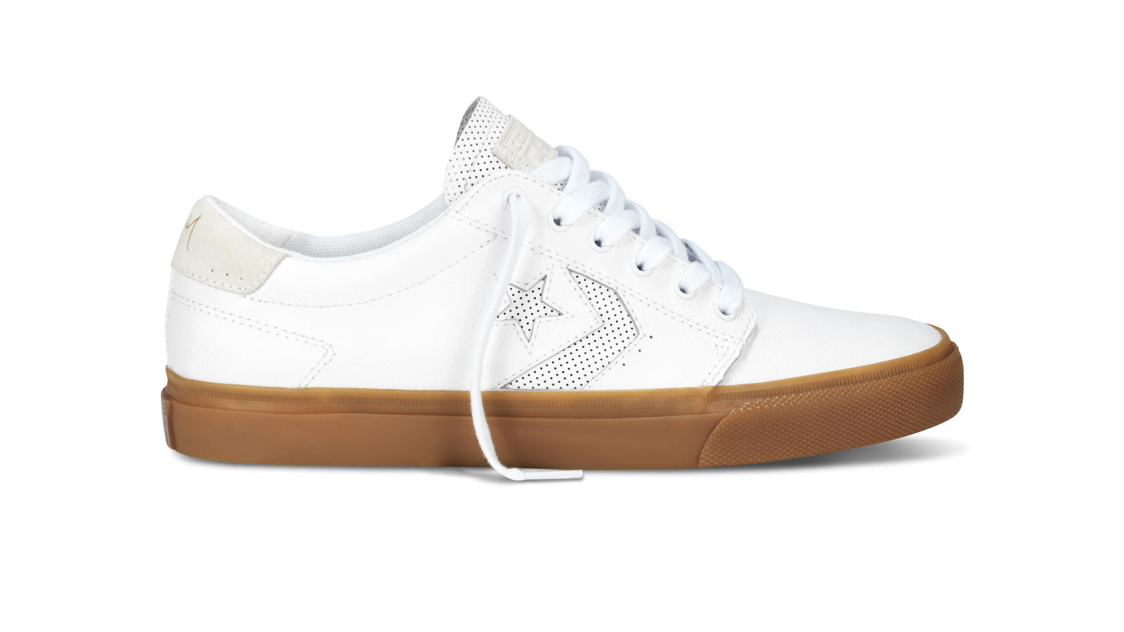 Converse Cons Ka3   White And Gum Original