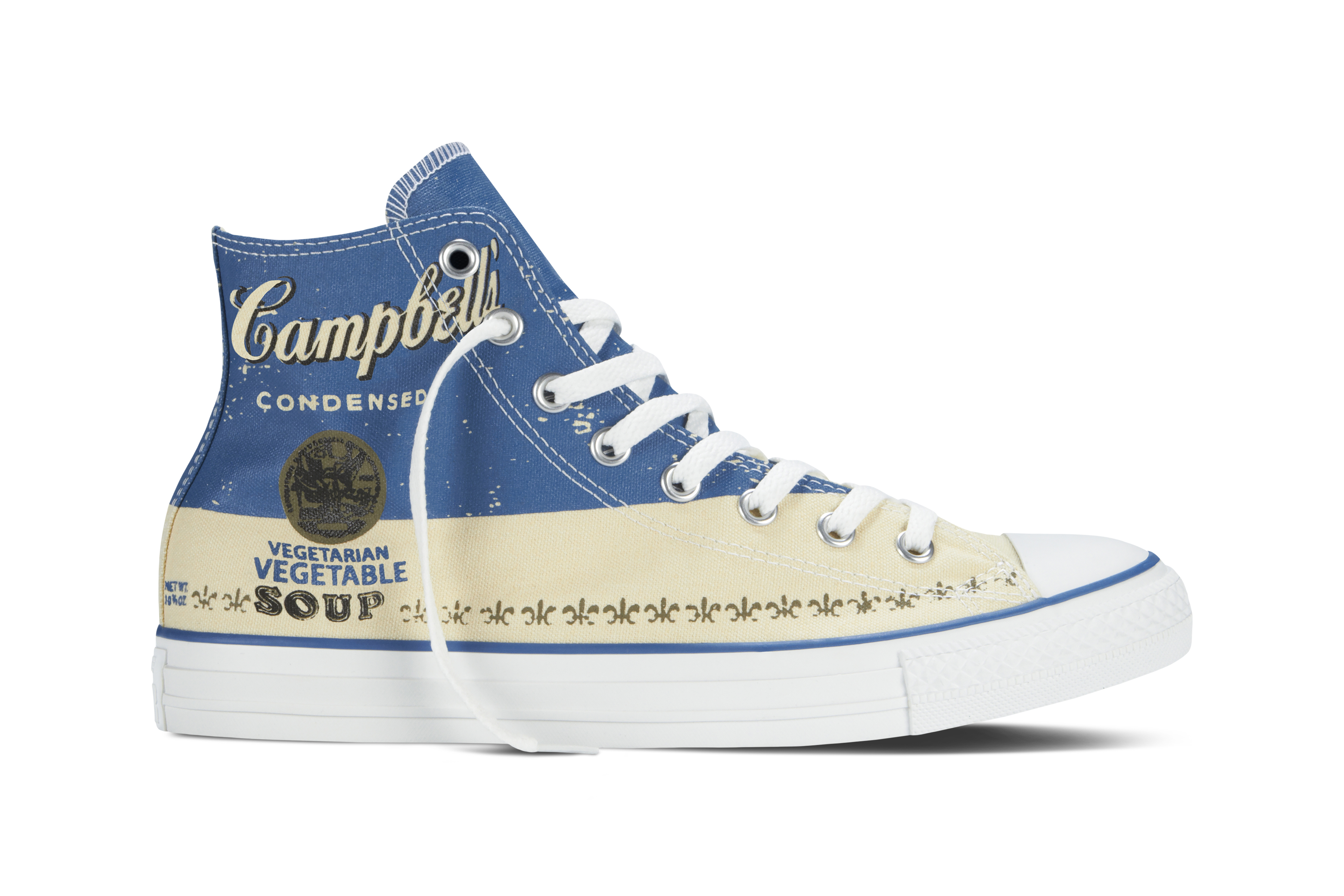 e12ede7710fb Converse Celebrates the Creative Spirit of Andy Warhol. Download Image LO ·  HI Converse Celebrates Andy Warhol with Spring 2015 All Star ...