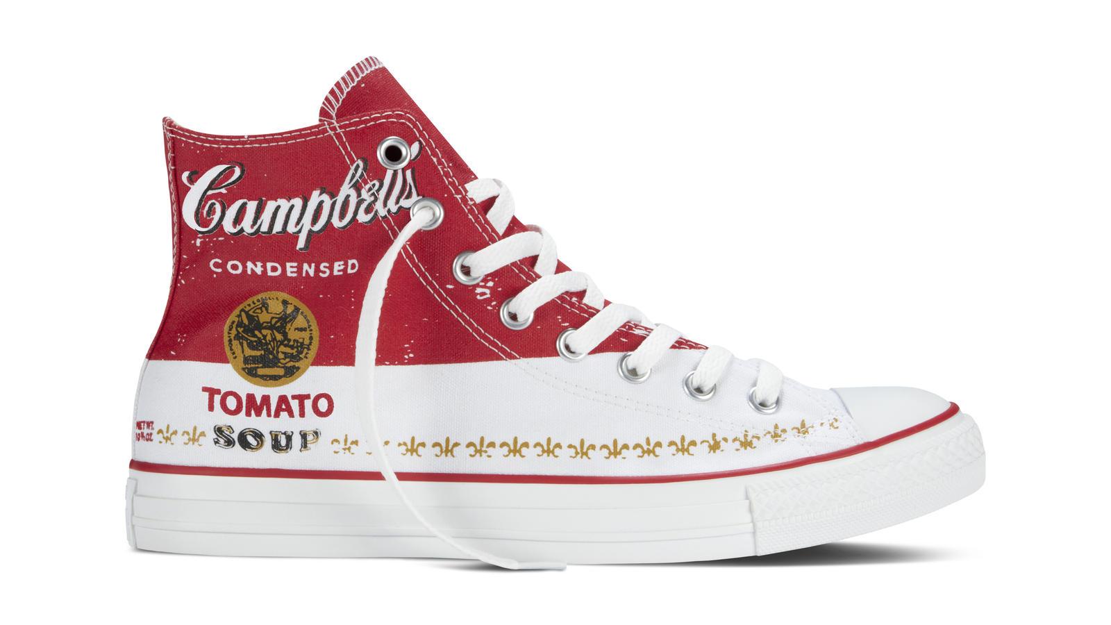 Converse Celebrates the Creative Spirit of Andy Warhol
