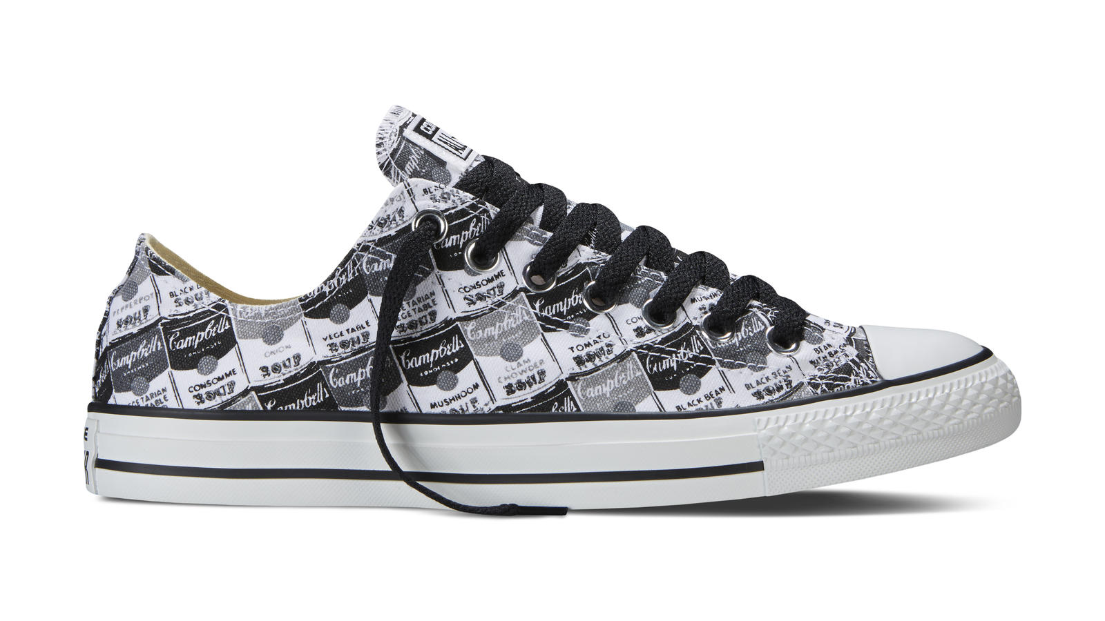 cc1c110cb235 Converse Chuck Taylor All Star Andy Warhol Black And White Original