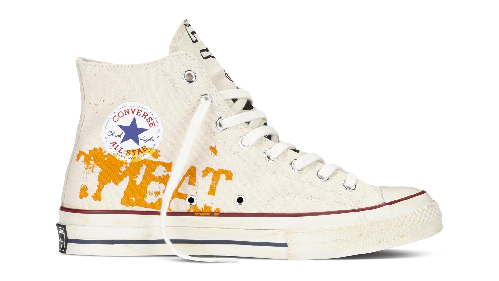 0c84f3654f01 CONVERSE UNVEILS LIMITED EDITION ANDY WARHOL SNEAKER - Nike News
