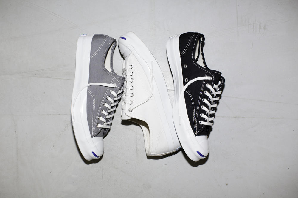 CONVERSE DEBUTS THE JACK PURCELL SIGNATURE SNEAKER