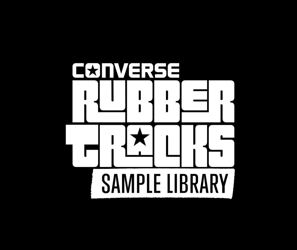 CONVERSE RUBBER TRACKS LAUNCHES FREE SAMPLE LIBRARY WITH INDABA MUSIC