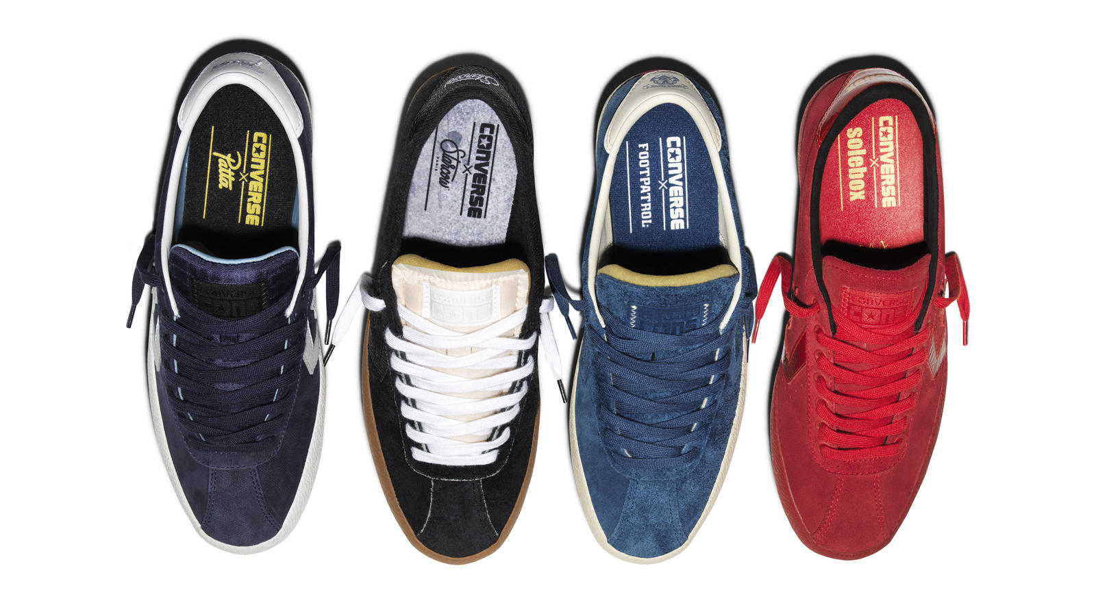 Converse CONS Launches Breakpoint Collection With European Retailers ... 214b6eaf092c