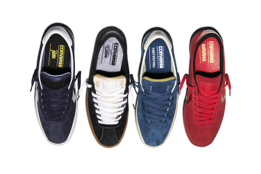 Converse CONS Launches Breakpoint Collection With European Retailers