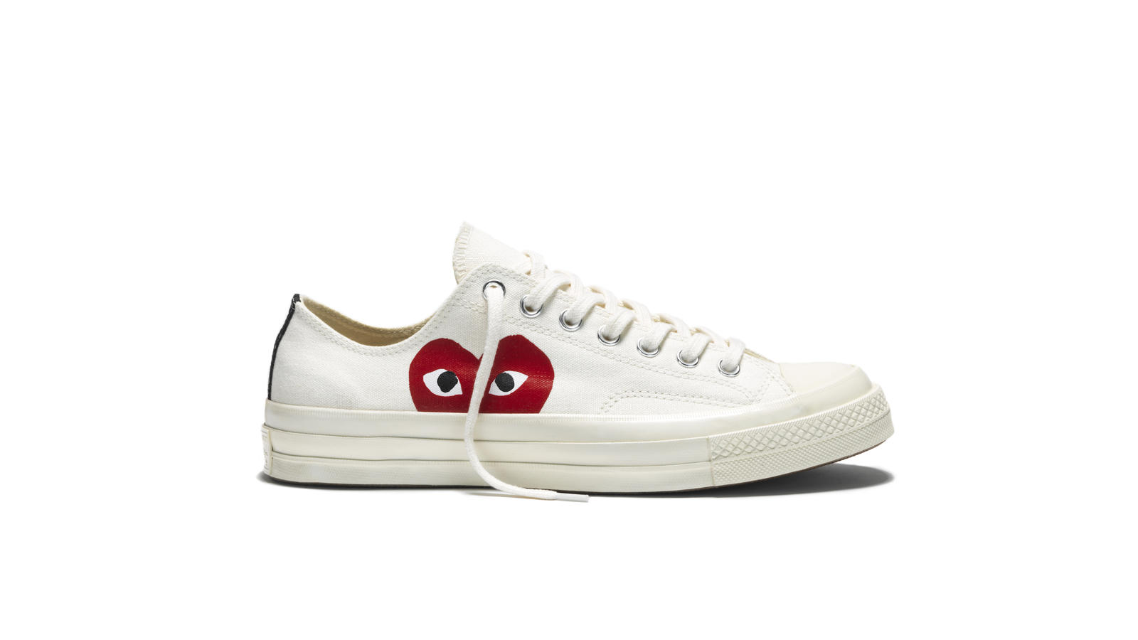 Today CONVERSE Inc Announces The Launch Of Converse Chuck Taylor All Star 70 PLAY COMME Des GARCONS Sneaker Collection Brands Fourth