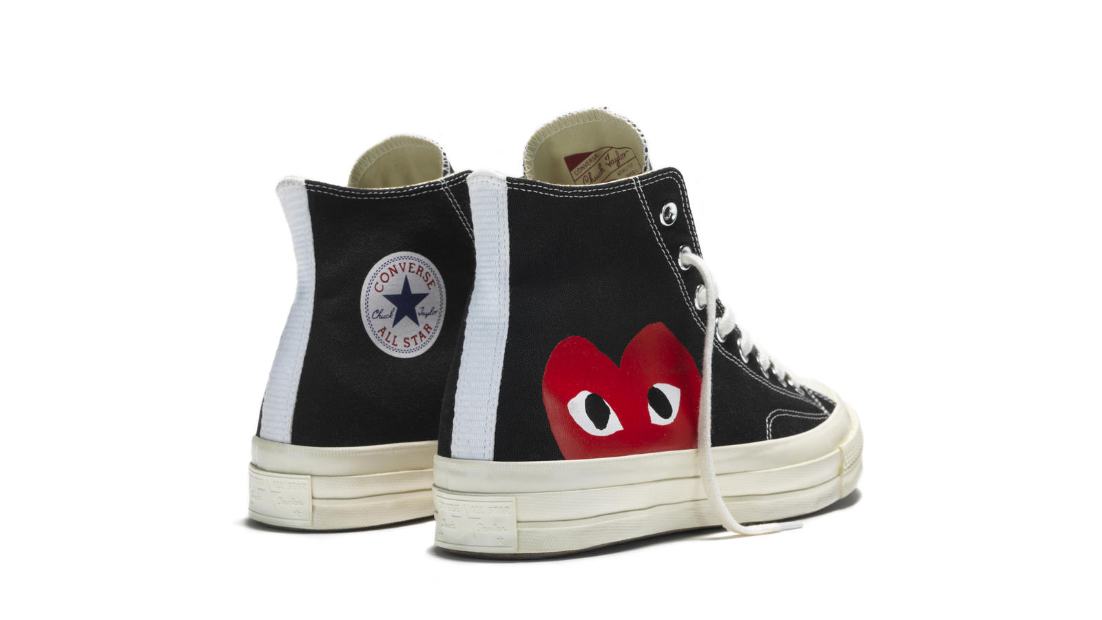 CONVERSE AND COMME DES GARCONS ANNOUNCE NEW PLAY ...