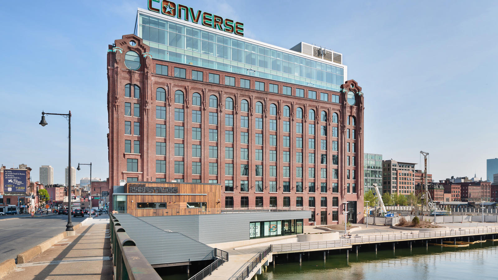5c46417aac01 CONVERSE OFFICIALLY OPENS WORLD HEADQUARTERS IN BOSTON AND DEBUTS ...