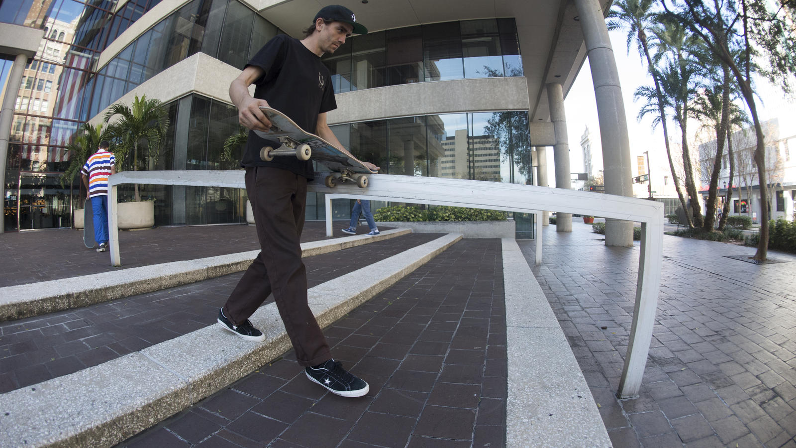 Converse Cons Announces One Star World Skate Tour - Nike News 2165004c9