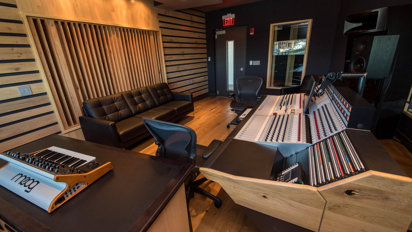 Converse Rubber Tracks Amplifies With New Recording Studio