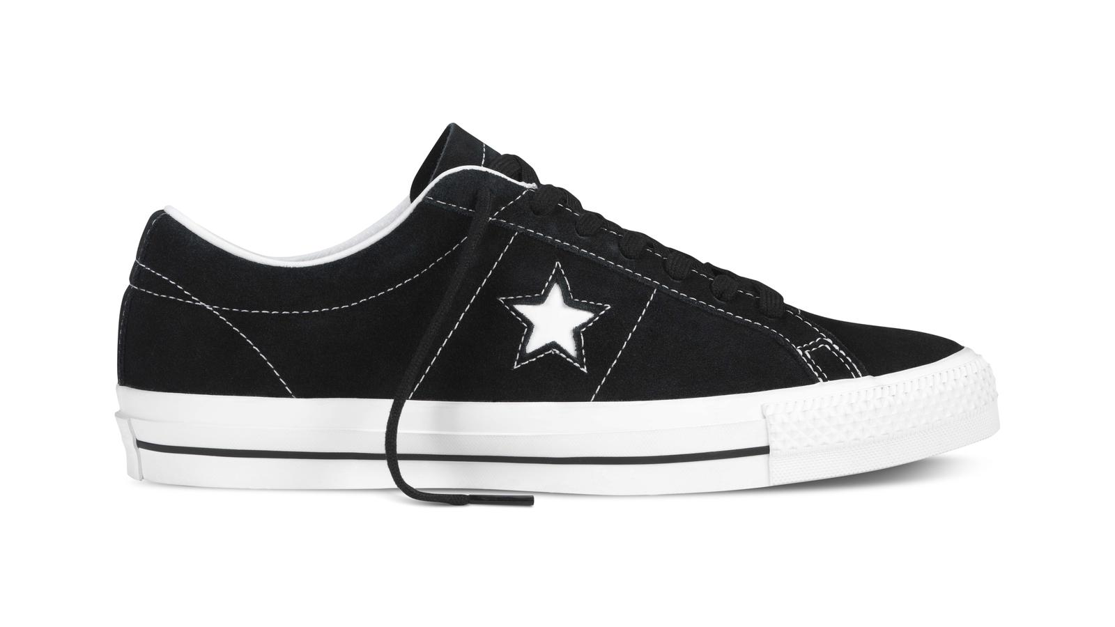 a2c90d91 CONVERSE DEBUTS THE ICONIC CONS ONE STAR PRO IN UPDATED COLOR WAYS ...