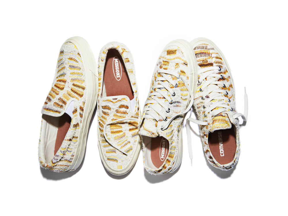 f0319ead04c8 CONVERSE PRESENTS SU15 CHUCK TAYLOR ALL STAR FIRST STRING COLLABORATION  WITH MISSONI