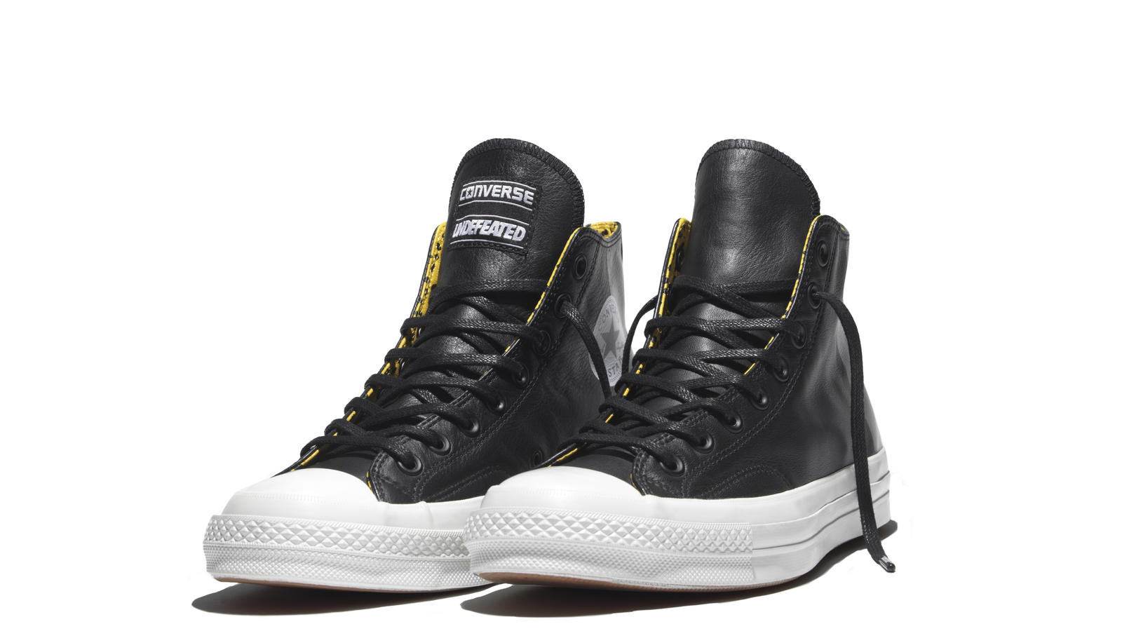 Converse Chuck Taylor All Star 70 Undefeated Collection Black Front Original 0636ca0f9