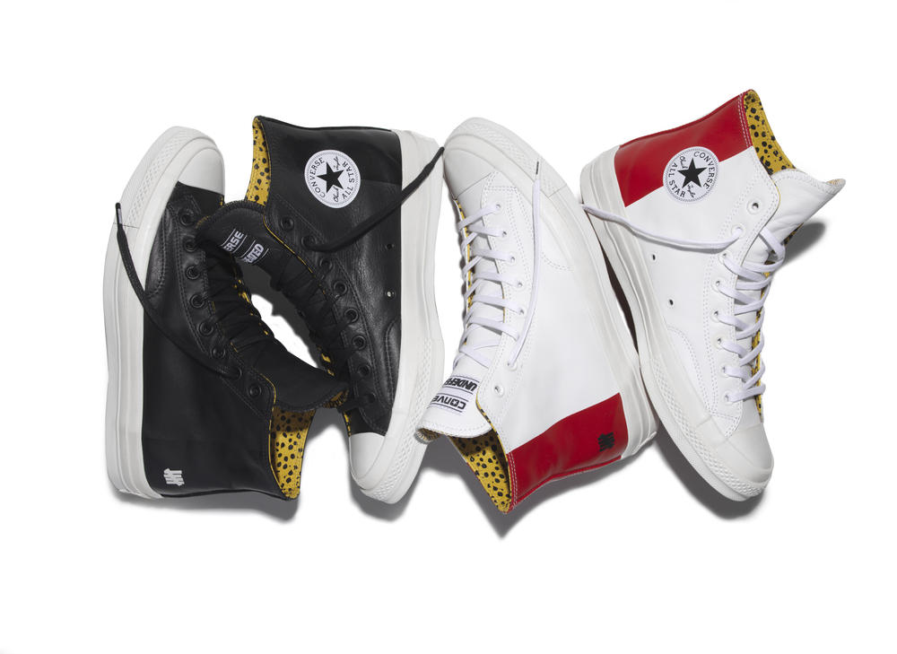 CONVERSE AND UNDEFEATED LAUNCH COLLABORATIVE COLLECTION