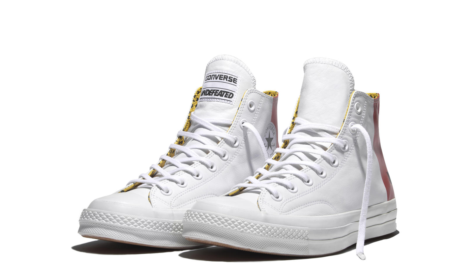 Converse Chuck Taylor All Star 70 Undefeated Collection White Front Original bb46fb623