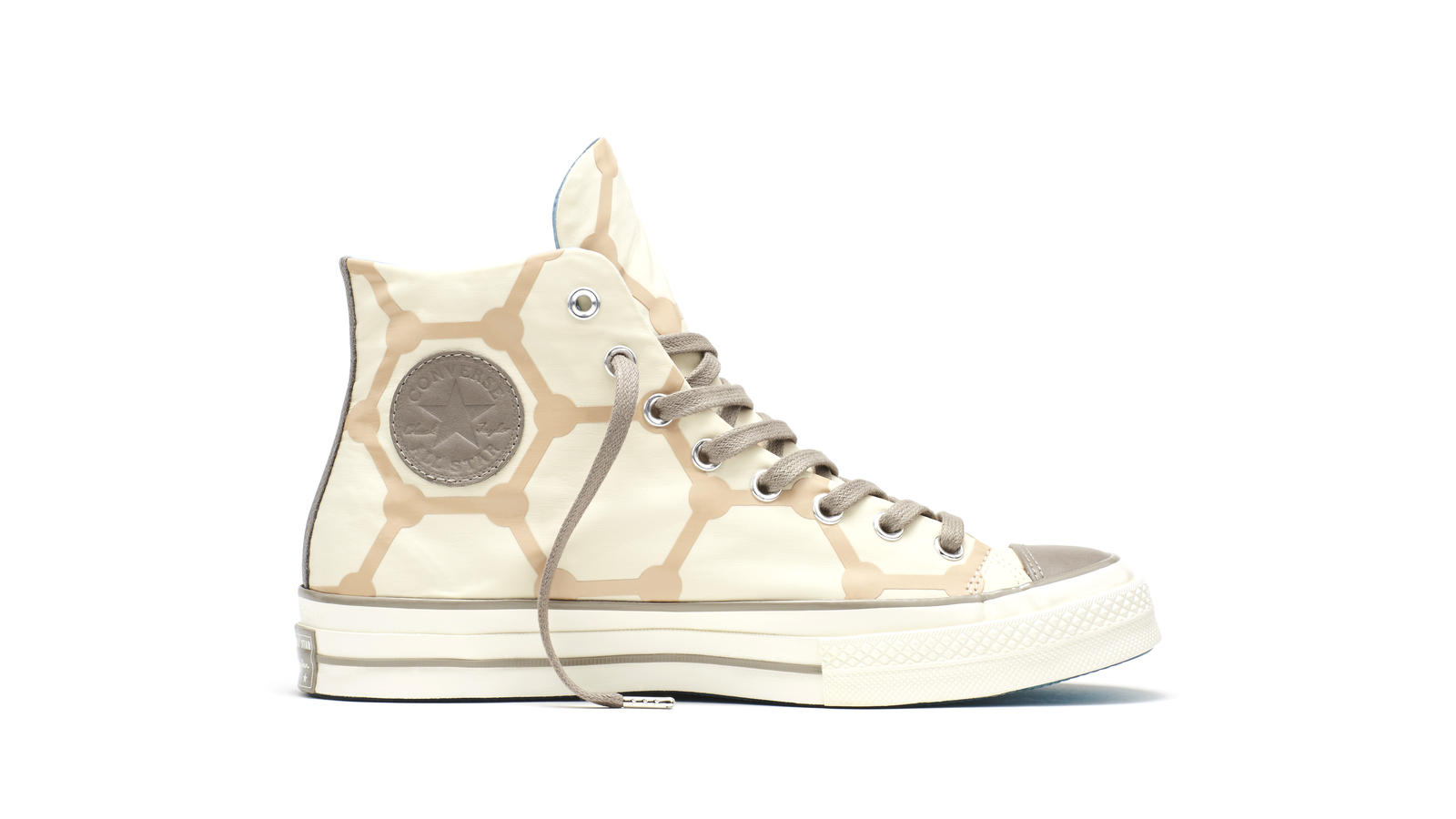 dc1d1eefc637 Converse Chuck Taylor All Star 70 Space Collection Beige Left Original