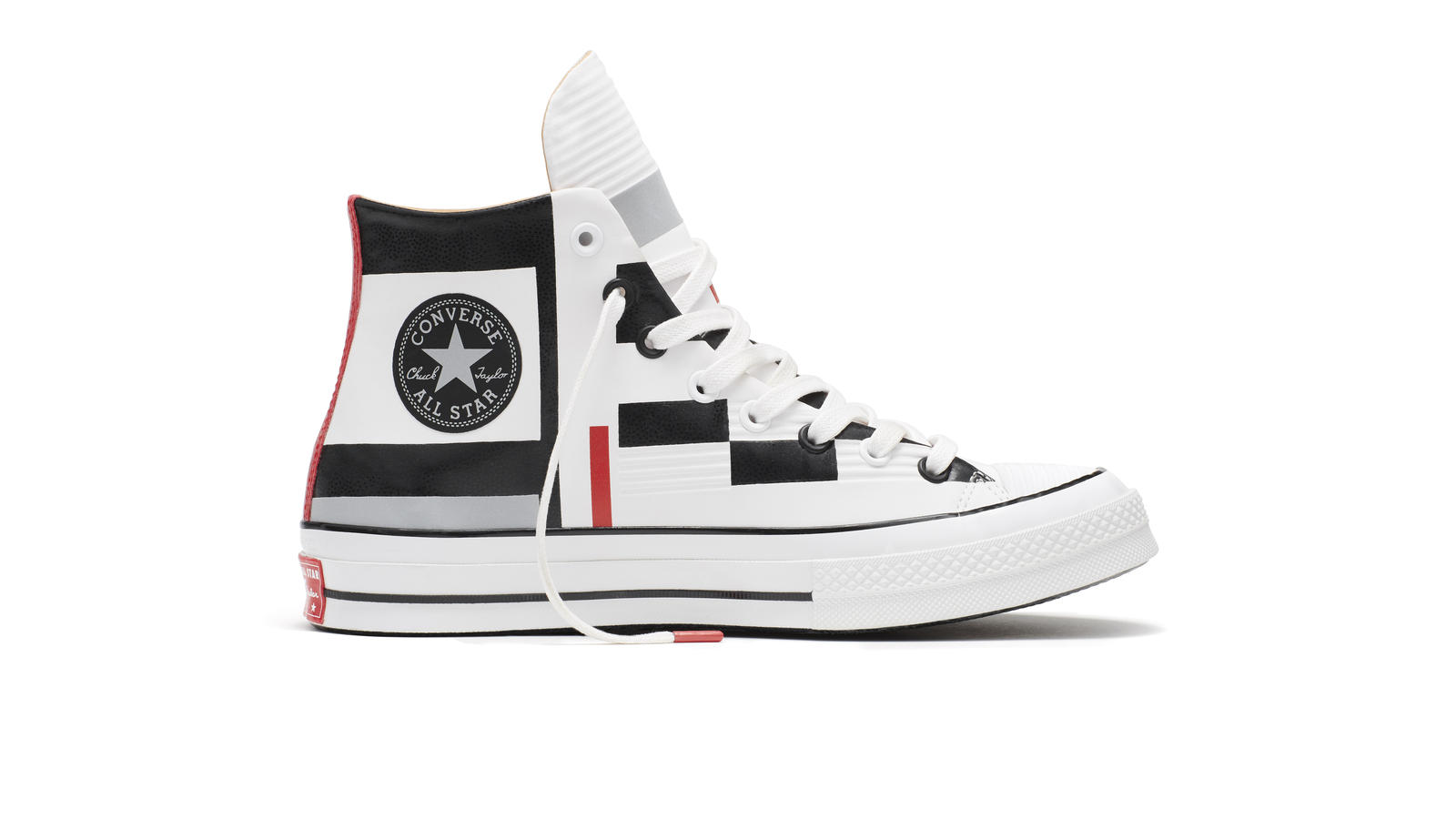 ea58ea49d8ac Converse Chuck Taylor All Star 70 Space Collection White Left Original