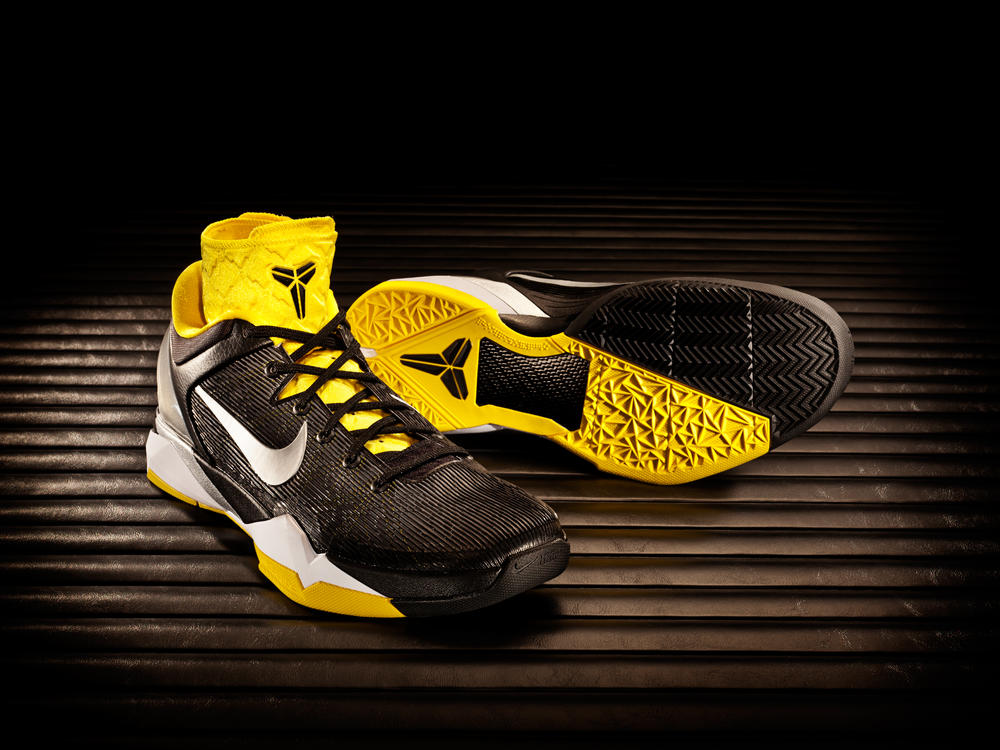 Introducing the Nike Kobe VII System Supreme