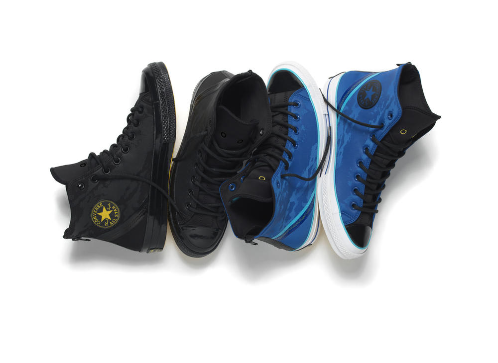 "CONVERSE PRESENTS CHUCK TAYLOR ALL STAR '70 FIRST STRING ""WETSUIT"" COLLECTION"
