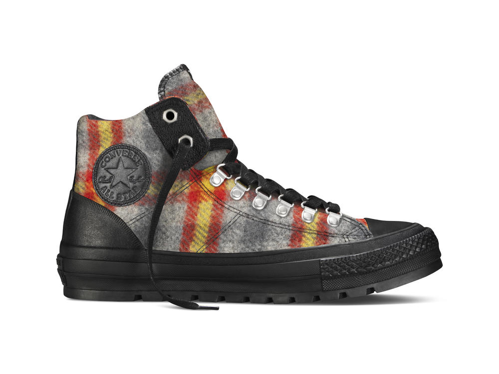 1fe6d17e3985 CONVERSE AND WOOLRICH REUNITE FOR HOLIDAY 2015 COLLECTION